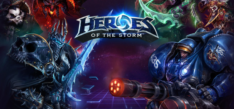 Heroes Of Storm: Game MOBA Terbaru