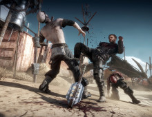 Trailer Gameplay Mad Max E3 2015