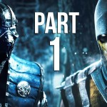 Walkthrough Mortal Kombat X Part 1