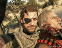 Launch Trailer Metal Gear Solid V : The Phantom Pain