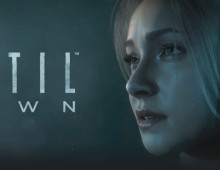 Walkthrough Until Dawn Part 1 ( Mystery Man )