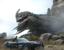 New Trailer Final Fantasy XV ( Perfect Graphics )
