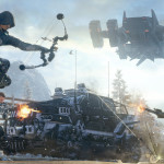 Trailer Gameplay Call of Duty: Black Ops 3 – Team Deathmatch on Hunted
