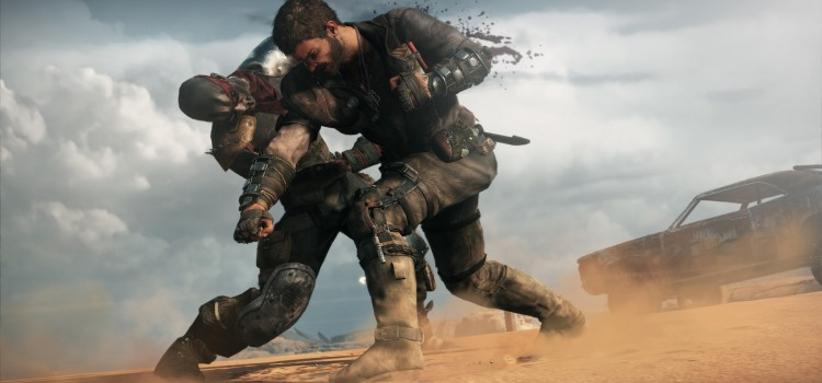 Trailer Gameplay Mad Max ( 20 Minutes )
